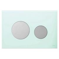 Кнопка смыва TECE Loop Modular 9240665 кнопка хром матовый, стекло на выбор