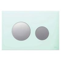 Кнопка смыва TECE Loop Modular 9240666 кнопка хром, стекло на выбор