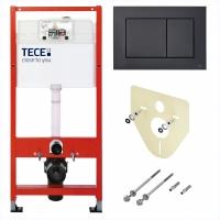 Система инсталляции для унитазов TECE Base K400407 с кнопкой смыва