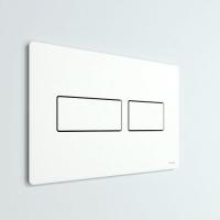 Кнопка смыва TECE TECEsolid 9240433 белая матовая