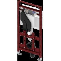 Система инсталляции для унитазов TECE TECElux 9600400 с системой удаления запахов