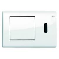 Кнопка смыва TECE Planus 6 V-Batterie 9240361 белая