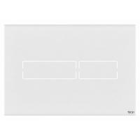 Кнопка смыва TECE Lux Mini 9240960 сенсорная белая