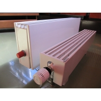 Напольный конвектор КЗТО 130x130x600 (1 то)