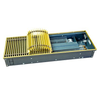 Внутрипольный конвектор Techno серии Power Vent KVZVh 250-75-800