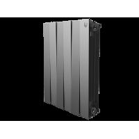 Радиатор Royal Thermo PianoForte 500 Silver Satin - 8 секц.