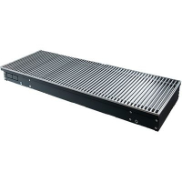 Внутрипольный конвектор Techno серии Power KVZ 150-65-1000