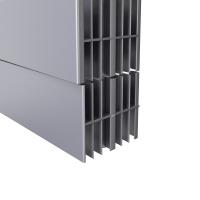 Радиатор Royal Thermo PianoForte Tower Silver Satin - 22 секц.