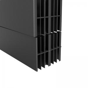 Радиатор Royal Thermo PianoForte Tower Noir Sable - 22 секц.
